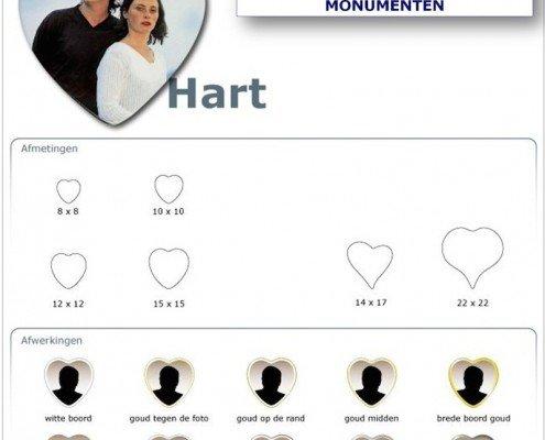Hart - Reijnen Grafmonumenten