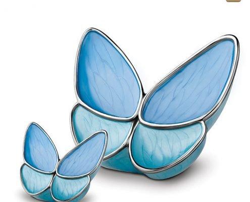 Urn vlinder | Reijnen Grafmonumenten Born Geleen Maastricht Roermond Limburg